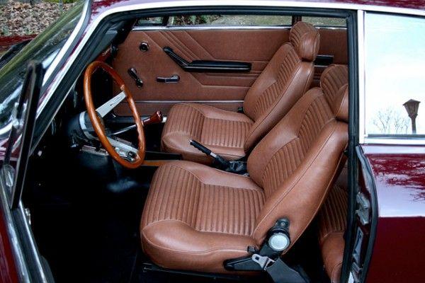 Alfa Romeo Giulia Interior >> 1972 alfa romeo gtv seats | Alfa Romeo | Alfa romeo gtv ...