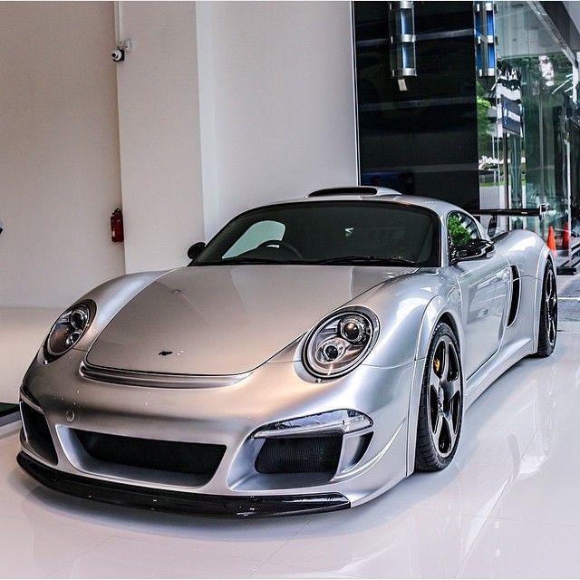 CTR3! Photographer: @sgexotics_photography   @M85Media   @StancedAutohaus   @TheAutoGroup   #Porsche #Ruf #CTR3 #AmazingCars247