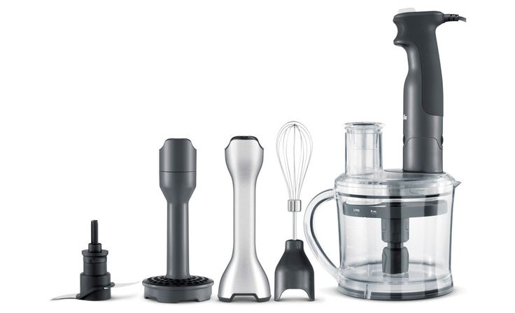 All In One Immersion Blender BSB530XL I Breville:  I cannot afford this one, but it would be nice.
