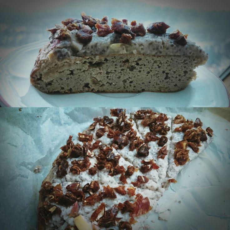 Torta z gaštanového pyré