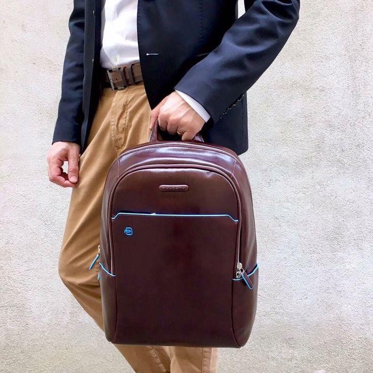 PIQUADRO manlioboutique.com/piquadro #bags #menacceassories #backpack
