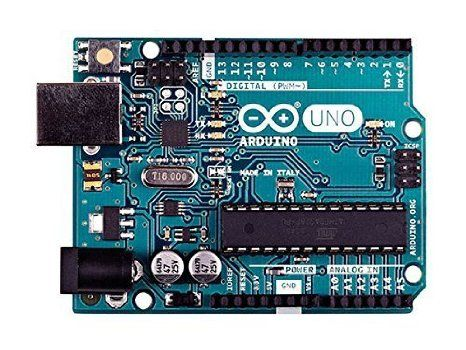 Arduino Uno R3 microcontrôleur