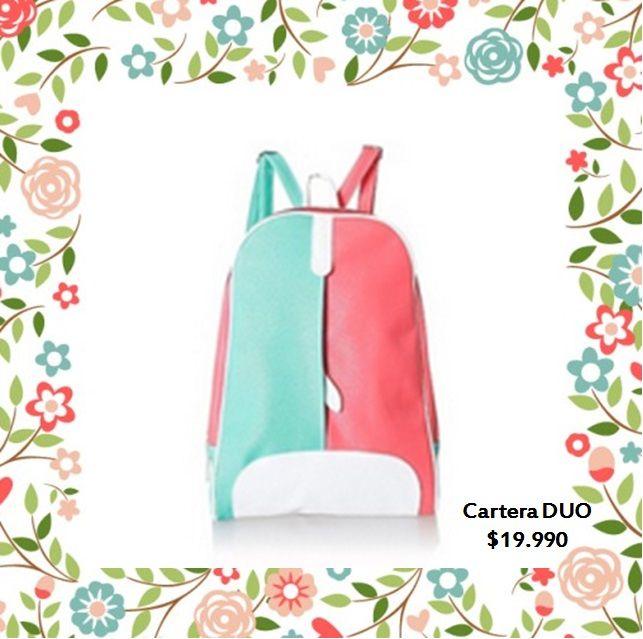 Cartera Duo. Tienda MyFavorite_4d / only beautiful things www.facebook.com/myfavorite4d