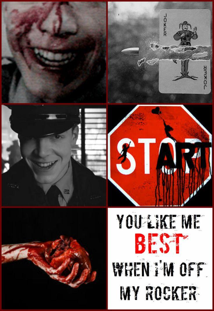 #Gotham - Jerome Valeska