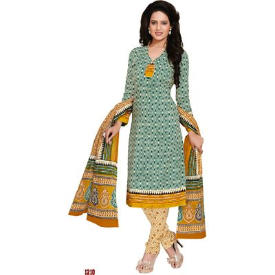 Buy Pari Multicolor Color Cotton Dress Material by Agate Business Services Private Limited, on Paytm, Price: Rs.899?utm_medium=pintrest