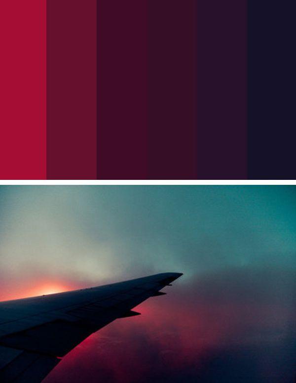 Está permitido roubar as paletas de cores do universo