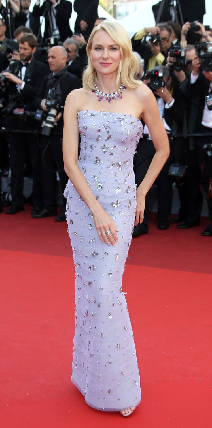 The Best Looks from the 2016 Cannes Film Festival Red Carpet - Naomi Watts  - from InStyle.com