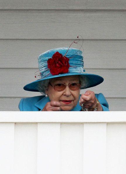 Queen Elizabeth II Photos Photos - Queen Elizabeth in Windsor Great Park - Zimbio