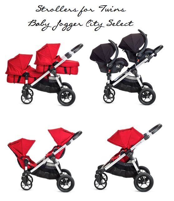 Best Double Strollers for Twins