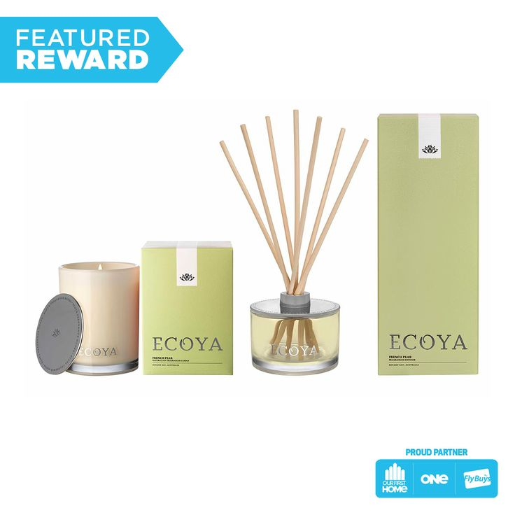 Ecoya Madison and Diffuser set #flybuysnz #550points #OFHNZ