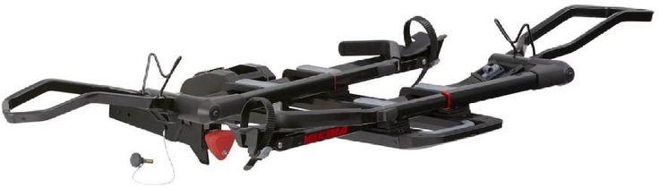 Yakima DrTray 2-Bike Hitch Rack Black 1.25 In