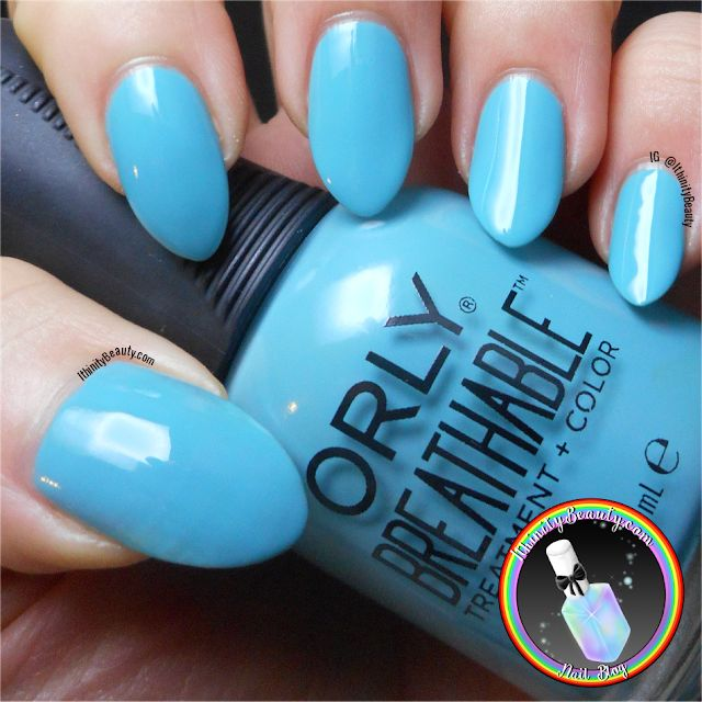 ORLY Breathable Review - Part 1