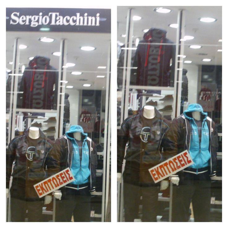 Sergio Tacchini @avenuemall