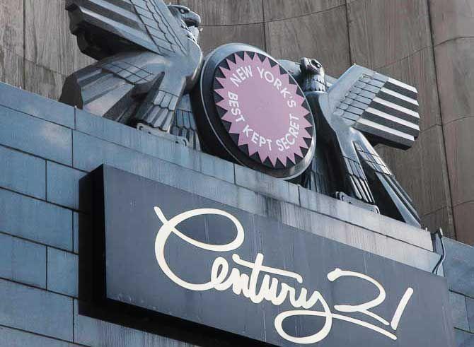 Century 21, le magasin outlet de Manhattan - New York Mania ! « New York Mania !