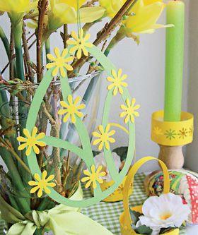 Påskepynt du selv kan lave | Sjove og kreative ideer og skabeloner til fint påskeklip