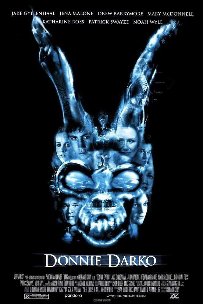 Movies are happiness : Donnie Darko >> 30 seconds review and trailer