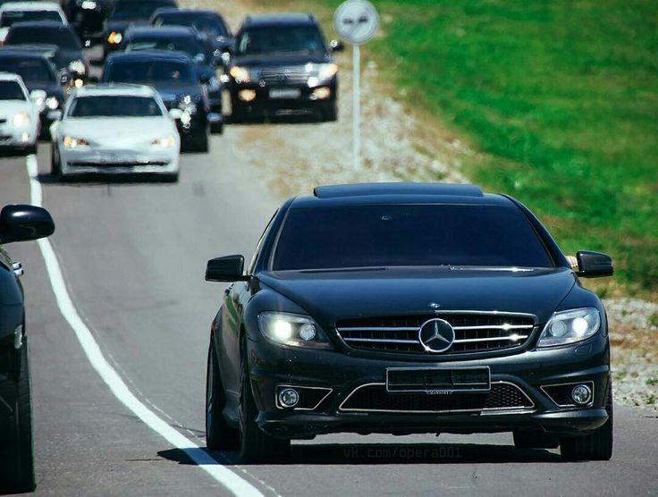 Mercedes CL63 AMG •C216