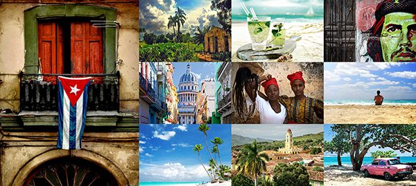 Куба... пока ещё эпохи Че и Кастро #Cuba