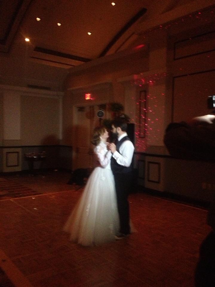 King Edward Hotel Jackson, MS #weddings