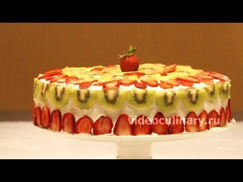 Торт Дамские Пальчики - Любимый Торт Бабушки Эммы - YouTube
