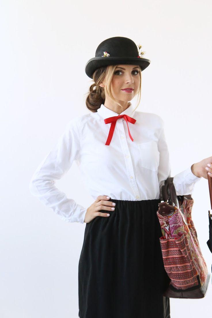 die besten 25 mary poppins outfit ideen auf pinterest mary poppins kost m mary poppins. Black Bedroom Furniture Sets. Home Design Ideas