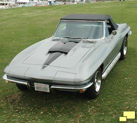 A thing of beauty: 1967 Corvette, Corvette Stories, Chevrolet Corvette
