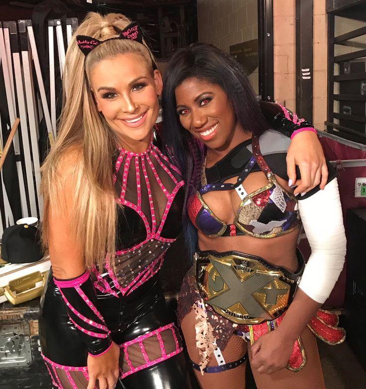 Natalya and Ember Moon