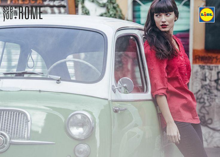 Niepowtarzalny i niestarzejący się duet – wygodna tunika oraz podkreślające kobiecą sylwetkę legginsy marki Esmara.  #lidl #moda #damska #esmara