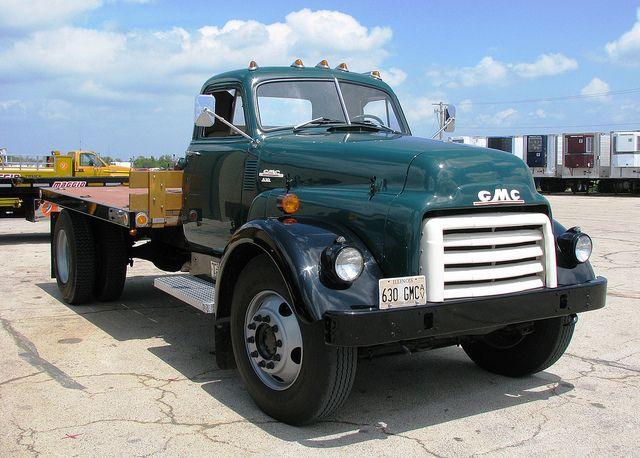 1953 GMC Truck Model 630   Flickr - Photo Sharing!