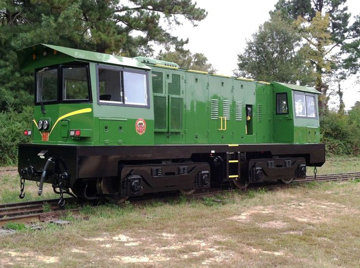 (MP500).  Motive Power Equipment Solutions 42.5 ton Diesel Electric locomotive for the Isle of Man Railway. The unit is powered by one Tier 3 Cummings QSX15 550HP Diesel Engine