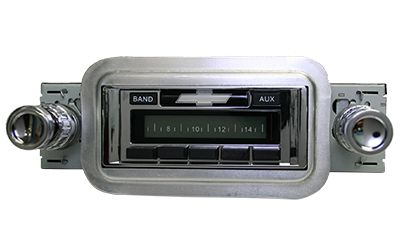 Check out the deal on 1958 Impala Radio, USA-630 at Classic Car Stereos