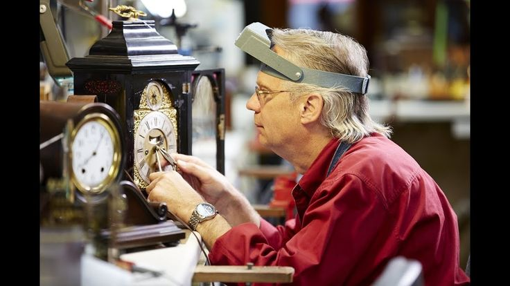 Funny Jokes - A Grandfather Clock Repair Gone Wrong...