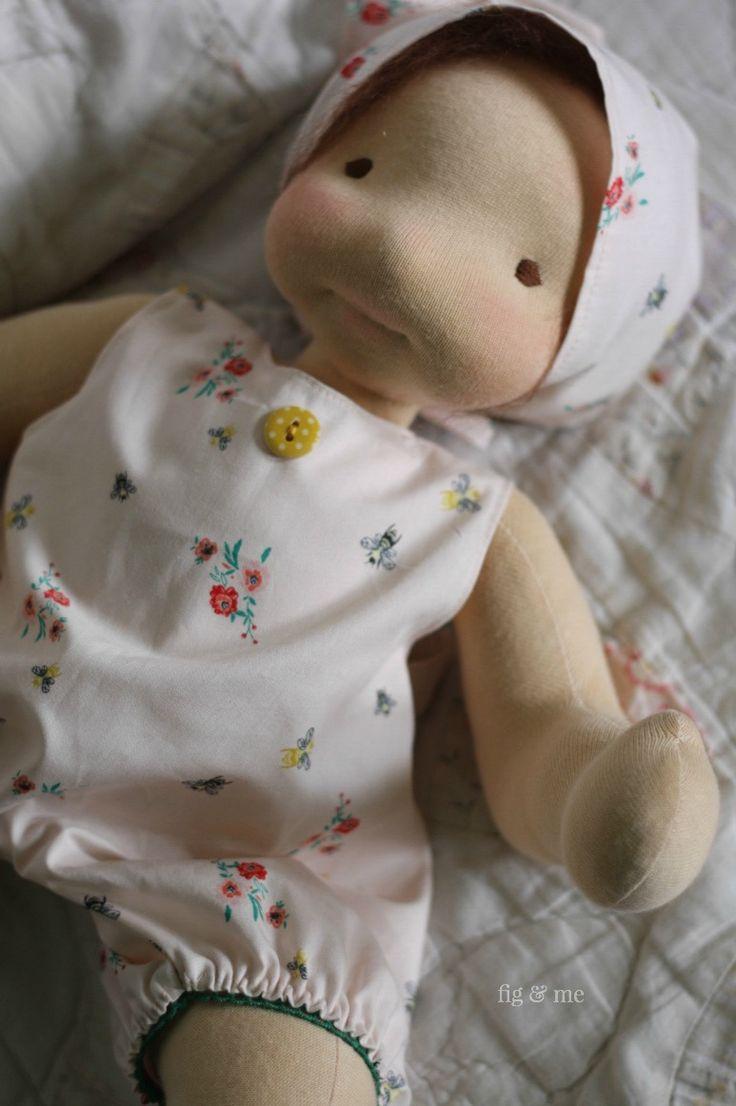 86 besten Puppen Bilder auf Pinterest   Pantoffeln, Babyhäkelei und ...