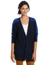 Margaret O'Leary Women's Colorblock Cardigan
