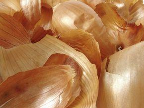 Łupiny cebuli właściwości zdrowotne