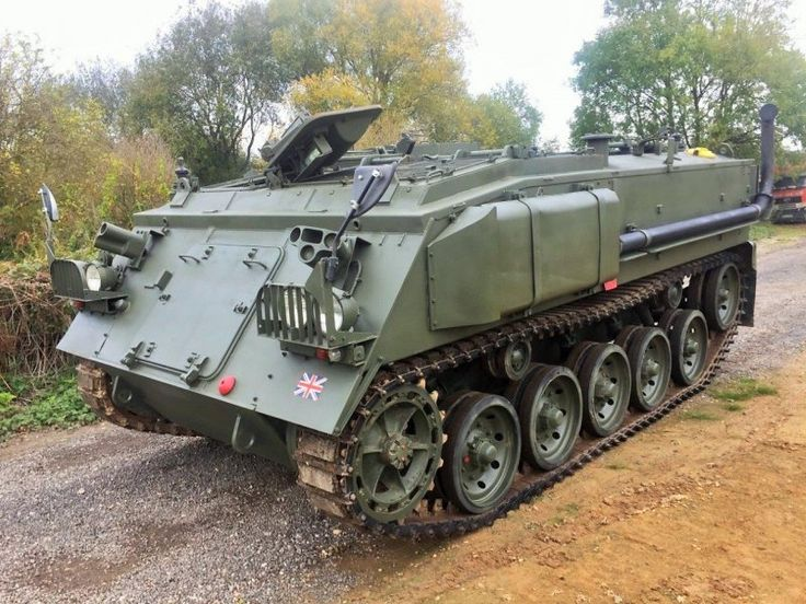 FV432 Mk 2 Armoured Personnel Carrier (APC)