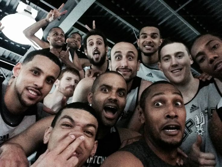 Spurs Basketball team