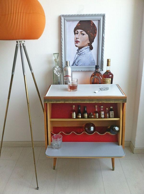Mid-century Danish style drinks cabinet minibar, http://www.etsy.com/ca/shop/GreatVintageQuest