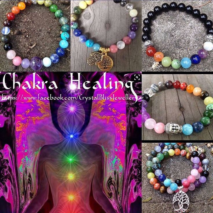 Chakra Balancing and Clearing Bracelets for optimum health