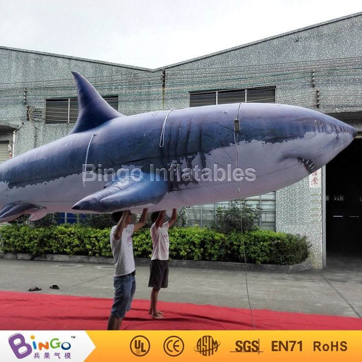 1380.00$  Watch here - http://ai4gb.worlditems.win/all/product.php?id=32803303053 -  8M / 26ft inflatable shark model for ocean theme decoration with free shipping marine toy
