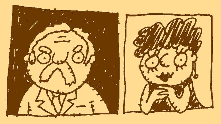 kresbičky