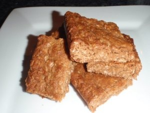 Thermomix Oaty Coconut Slice