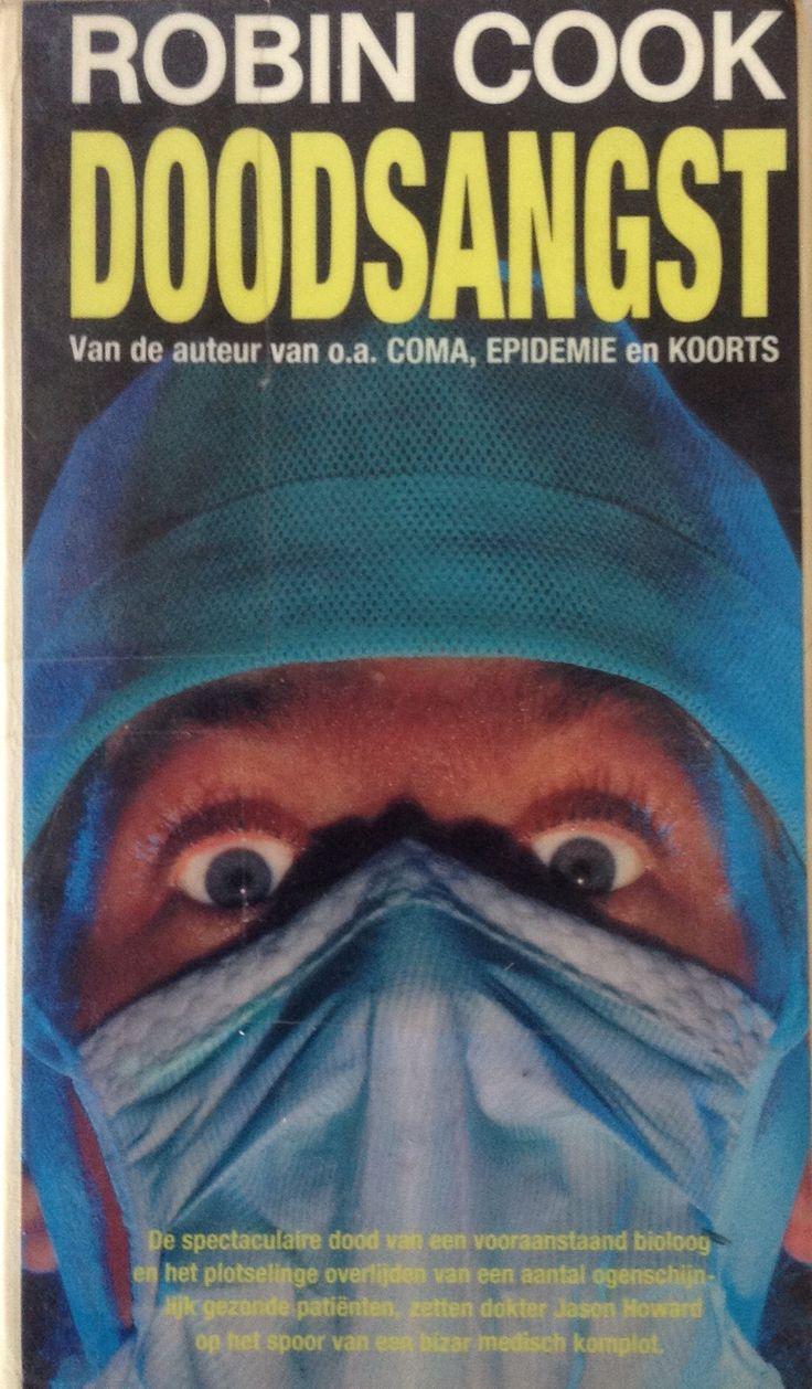 Robin Cook: doodsangst