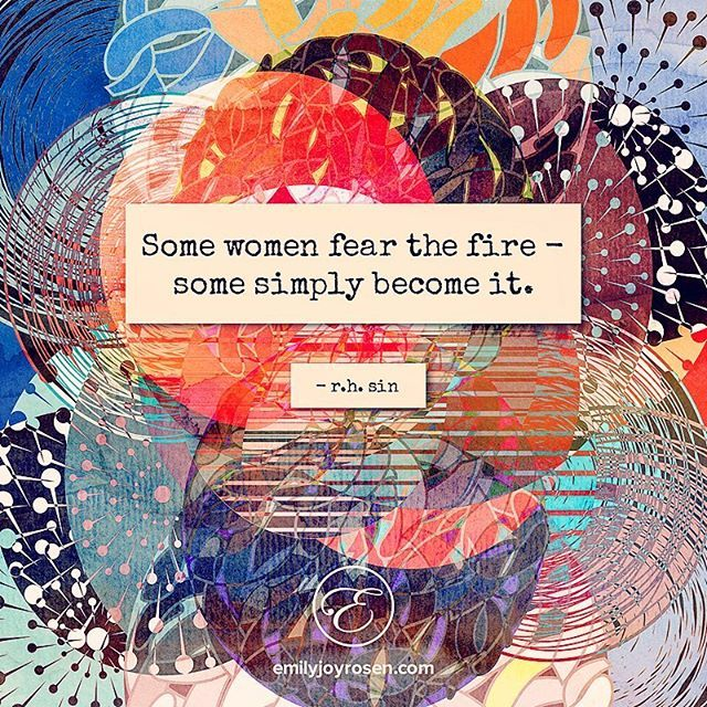 Become ❤️ #FireLover  @EmilyJoyRosen ⭐️ Tag a friend who courageously faces her fears. #couragemylove #justwakingup #healinghearts