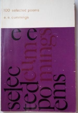 A selection of 100 different poems spanning E.E. Cummings long career. Find more at: http://www.goodreads.com/book/show/76889.100_Selected_Poems