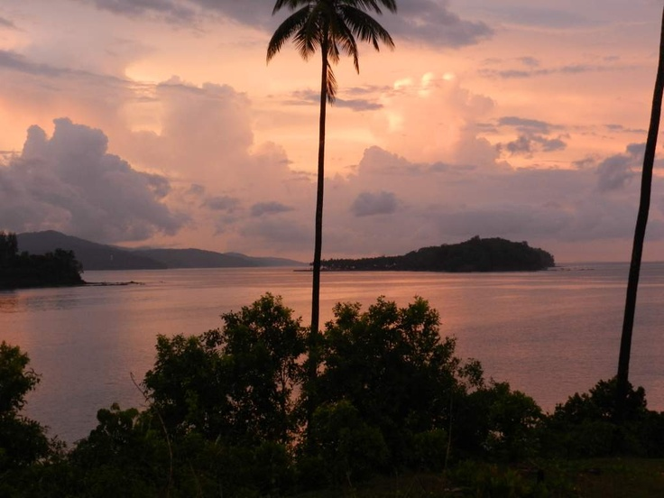 Unforgettable Sunset of Andamans