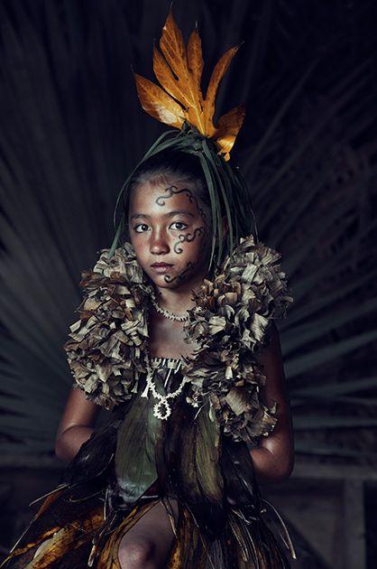 Коренные народы Земли в фотографиях Джимми Нельсона: Фото: Искусство: Культура: Lenta.ru