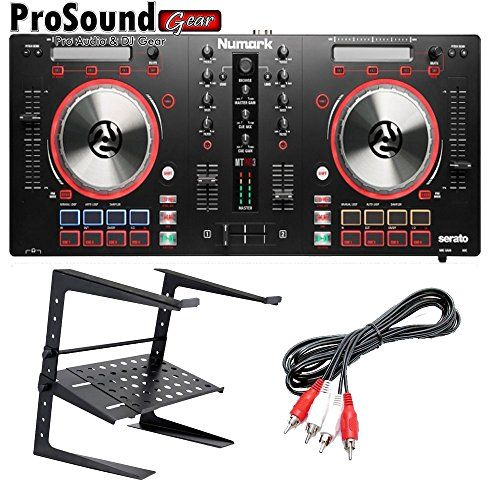 Numark Mixtrack Pro 3 All-In-One DJ Controller for Serato DJ + free laptop stand and RCA cable(ProSoundGear) - http://djsoftwarereview.com/most-popular-dj-mixers/numark-mixtrack-pro-3-all-in-one-dj-controller-for-serato-dj-free-laptop-stand-and-rca-cableprosoundgear/ #DJMixer, #DJequipment, #PioneerDJ, #Music Mixer, #DJApp, #DJSoftware, #DJTurntables, #DJLighting