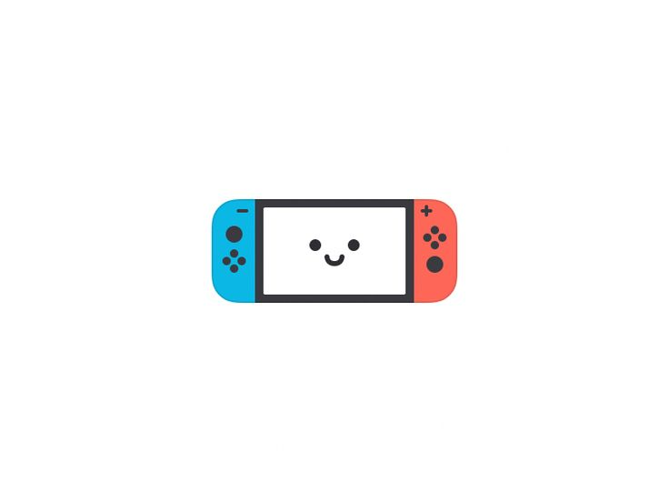 Nintendo Switch by Musical Offering #Design Popular #Dribbble #shots