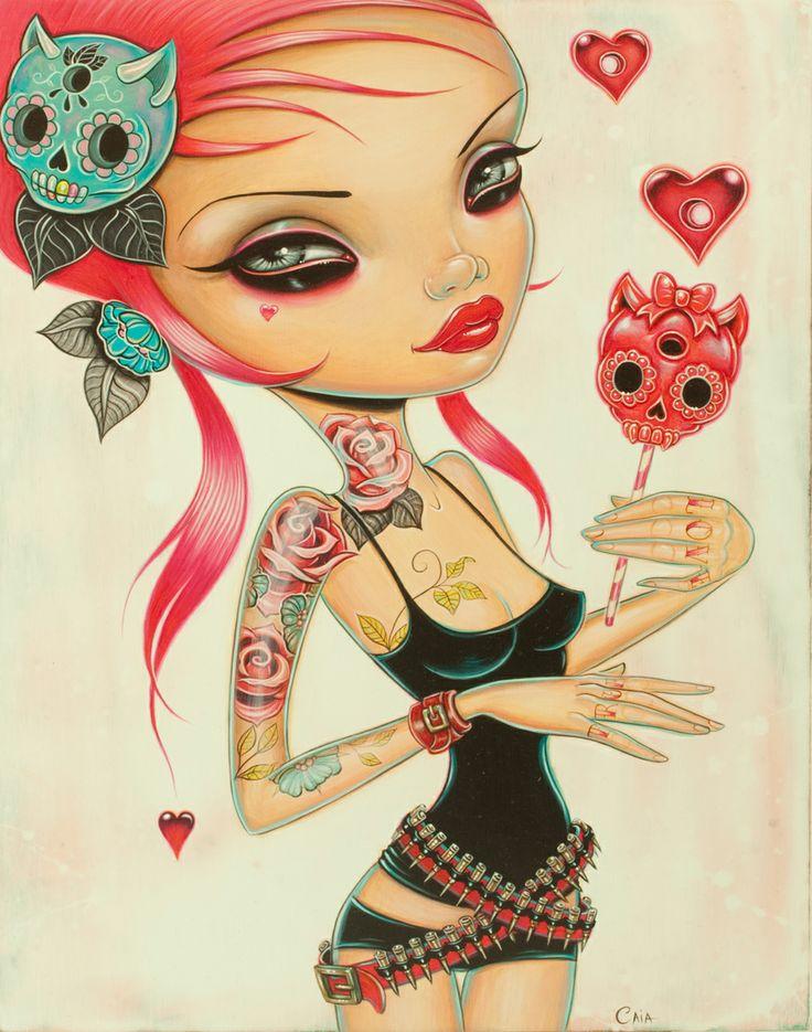 17 best ideas about sugar skull girl tattoo on pinterest for True culture tattoos